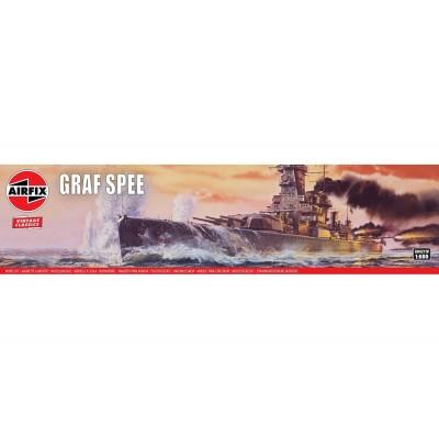 CRUCERO GRAF SPEE Vintage Classics -Escala 1/600- Airfix A04211V