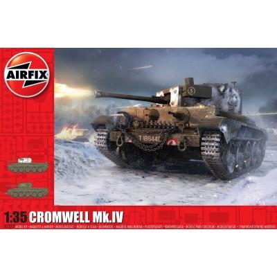 CARRO DE COMBATE CROMWELL MK-IV (A-27M) -1/35- Airfix A1373