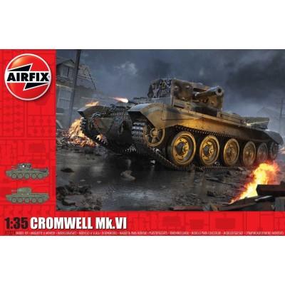 CARRO DE COMBATE CROMWELL MK-VI (A-27M) -1/35- Airfix A1374