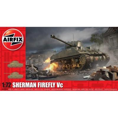 CARRO DE COMBATE M-4 A4 SHERMAN FIREFLY -Escala 1/72- Airfix A02341