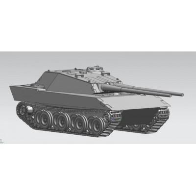 VEHICULO BLINDADO Sd.Kfz. 234 & PAK-40 (75 mm) Vintage Classics -Escala 1/76- Airfix A02311V