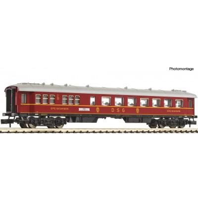 COCHE RESTAURANTE TREN EXPRESO DSG/DB Ep. III -Escala N / 1/160- Fleischmann 863303