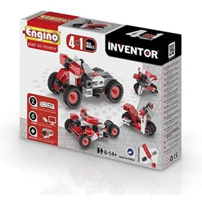 INVENTOR Motorbikes - ENGINO 0432