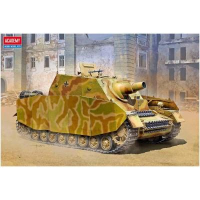 CAÑON DE ASALTO (Sturmpanzer IV) Sd.Kfz. 166 BRUMMBAR (Mid) -Escala 1/35- Academy 13525