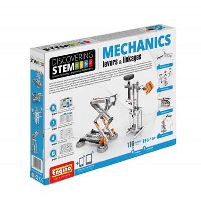 MECHANICS (Levers & Linkages) - ENGINO STEM01