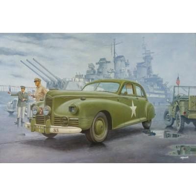 PACKARD CLIPPER 1941 (U.S. Army) -Escala 1/35- Roden 815