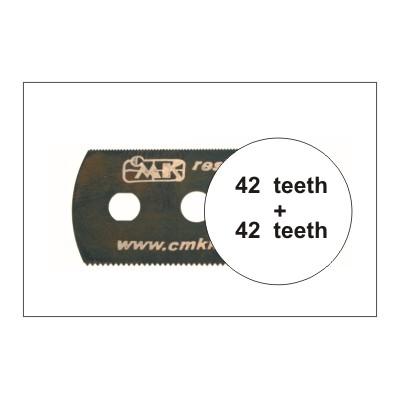 HOJA DE SIERRA SUAVE (42 dientes) 1 unidad - CMK H1002