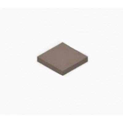 TEJADILLO (10 x 10 x 1,5 mm) MARRON OSCURO - 300 unidades - KERANOVA 30842