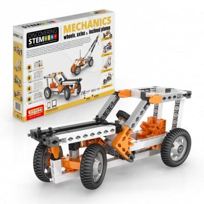 MECHANICS (Wheels, axles & Inclined planes) - ENGINO STEM02