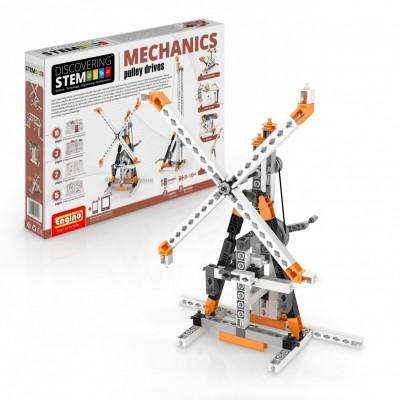 MECHANICS (Pulley drives) - ENGINO STEM03