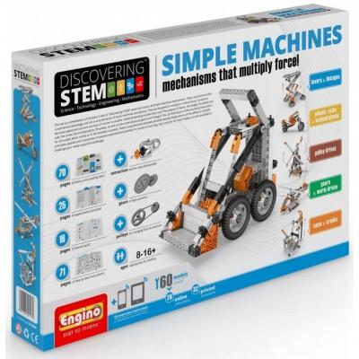 SIMPLE MACHINES - ENGINO STEM40
