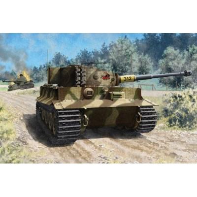 CARRO DE COMBATE Sd. Kfz. 181 TIGER I Late - -Escala 1/35 - Academy 13314