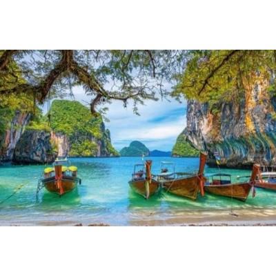 PUZZLE 1500 Pzas BEAUTIFUL BAY IN THAILAND - Castorland C-151936-2