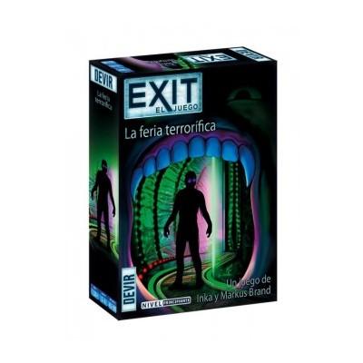 EXIT LA FERIA TERRORIFICA - DEVIR