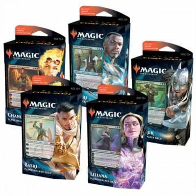 MAGIC MAZO PLANESWALKER COLECCION BASICA 2021 - MAGIC THE GATHERING