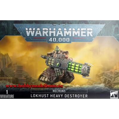 NECRONES DESTRUCTOR PESADO LOKHUST - GAMES WORKSHOP 49-28