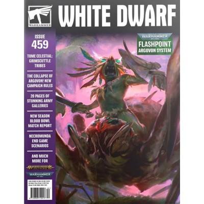 REVISTA WHITE DWARF 459 EN INGLES