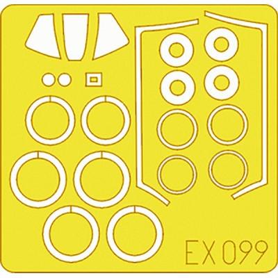 MASCARAS F-86 F SABRE -Escala 1/48- Eduard EX099