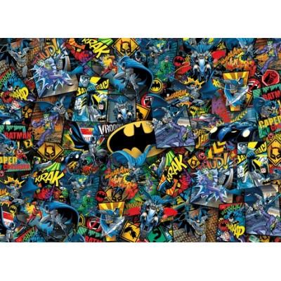 PUZZLE 1000 PZAS IMPOSIBLE BATMAN - CLEMENTONI 39575