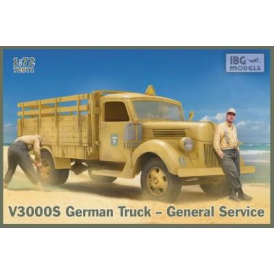FORD V3000S - IBG Models 72071