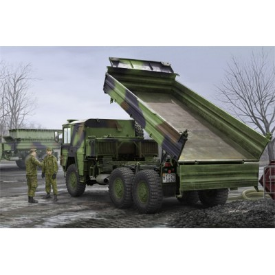 CAMION DUMPER LKW (7 Ton) -Escala 1/35- Hobby Boss 85520