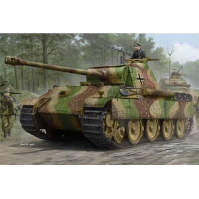 CARRO DE COMBATE Sd.Kfz. 171 Ausf. G PANTHER (Early) -Escala 1/35- Hobby Boss 84551