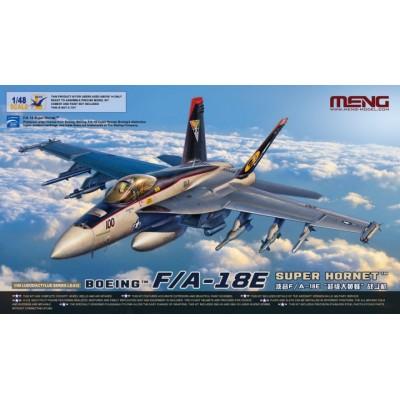 McDONNELL DOUGLAS F/A-18 E SUPER HORNET -Escala 1/48- MENG MODEL LS-012