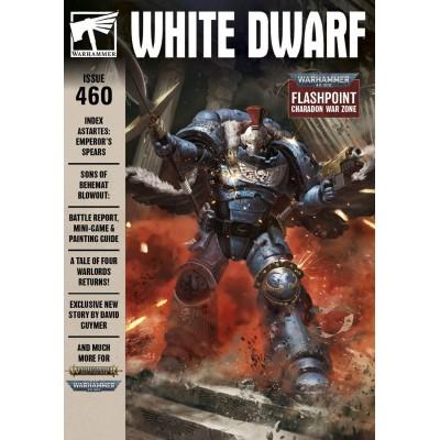 REVISTA WHITE DWARF 460 EN INGLES