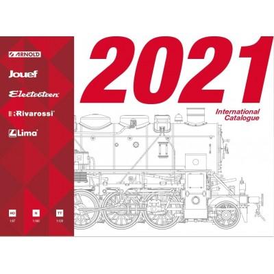CATALOGO HORNBY 2021