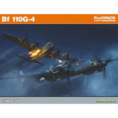MESSERSCHMITT Bf-110 G-4 -Escala 1/48- Eduard 8208