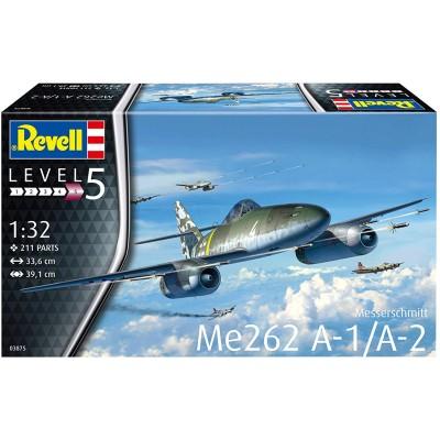 MESSERSCHMITT ME-262 A-1 - ESCALA 1/32 - REVELL 03875
