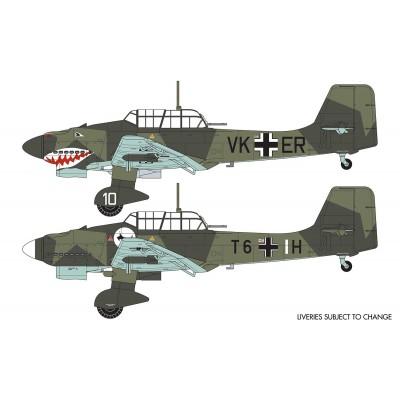 JUNKERS JU-87 B-1 STUKA -Escala 1/72- Airfix A03087A