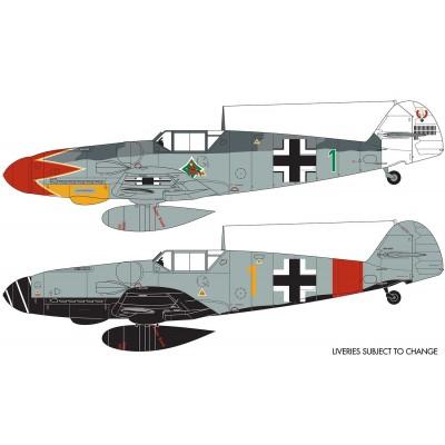 MESSERSCHMITT Bf-109 G6 -Escala 1/72- Airfix A02029B
