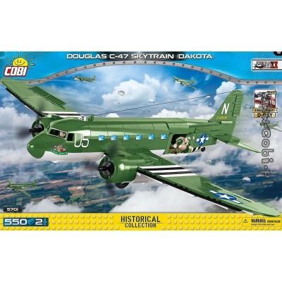 DOUGLAS C-47 SKYTRAIN - COBI 5701