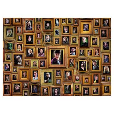 PUZZLE 1000 PZS IMPOSIBLE HARRY POTTER - CLEMENTONI 61881