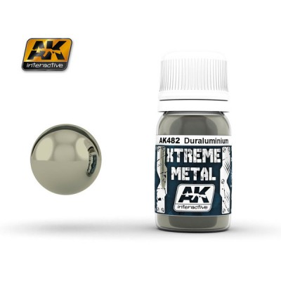 XTREME METAL DURALUMINIUM 30 ml - AK 482