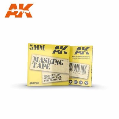 MASKING TAPE 5 mm - AK Interactive 8203