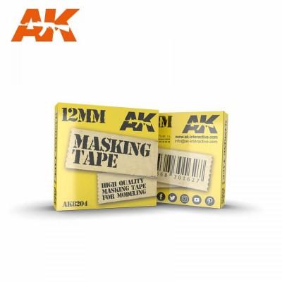 MASKING TAPE 12 mm - AK Interactive 8204