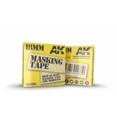 MASKING TAPE 18 mm - AK Interactive 8205