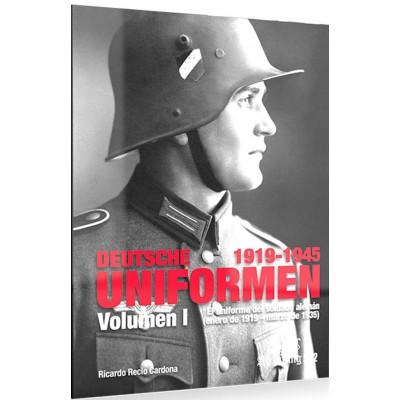 UNIFORMES ALEMANES (1919-1945) - ABT 731