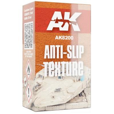 ANTI-SLIP TEXTURE - AK interactive AK8200