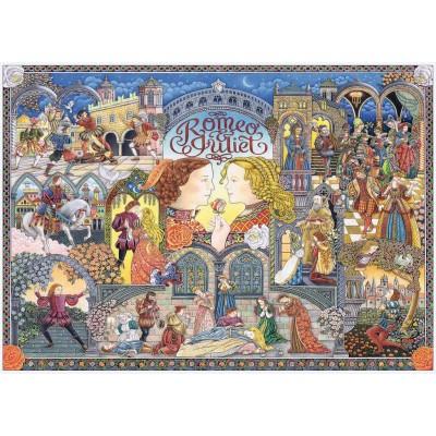 PUZZLE 1000 Pzas ROMEO & JULIETA - Ravensburguer 16808