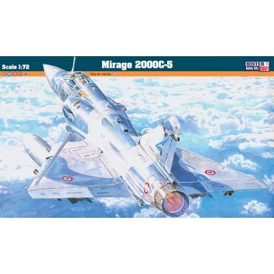 DASSAULT MIRAGE 2000 C-5 - ESCALA 1/72 - MISTER CRAFT 060701