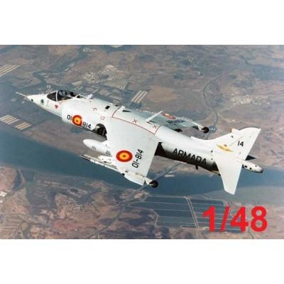 McDONNELL DOUGLAS AV-8 A MATADOR HARRIER (España) - Escala 1/48