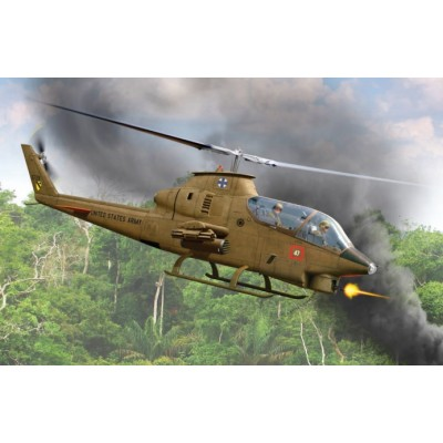 BELL AH-1 G COBRA (Early) -Escala 1/32- ICM 32060
