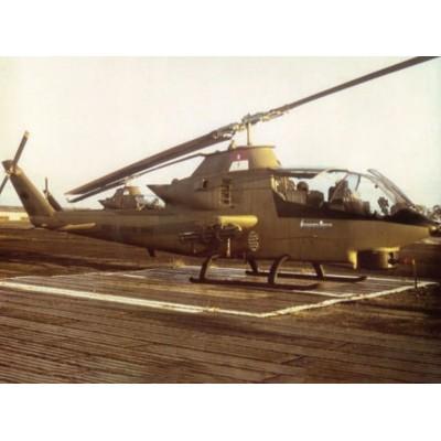 BELL AH-1 G COBRA (Late) -Escala 1/32- ICM 32061