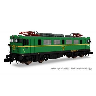 LOCOMOTORA ELECTRICA CLASE 7900 (Verde / Amarilla) RENFE Ep. IV -Escala N - 1/160- Arnold HN2536