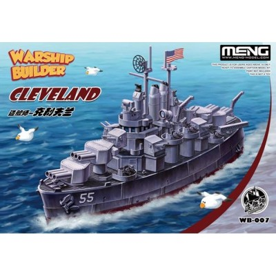 CRUCERO CLEVELAND - TOONS SERIES - MENG WB007