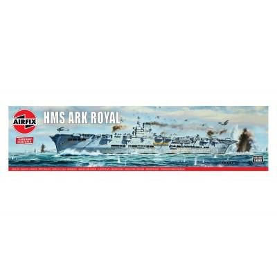 HMS ARK ROYAL VINTAGE SERIES - ESCALA 1/600 - AIRFIX A04208V