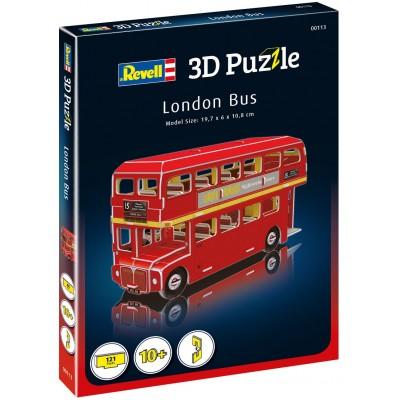 PUZZLE 3D AUTOBUS LONDRES - REVELL 00113